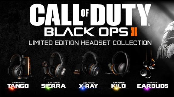 Turtle Beach Call of Duty: Black Ops II Ear Force X-Ray