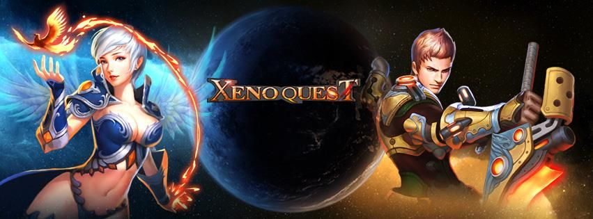 Fantasy Android & iOS MMORPG, Xeno Quest Available Now | Invision