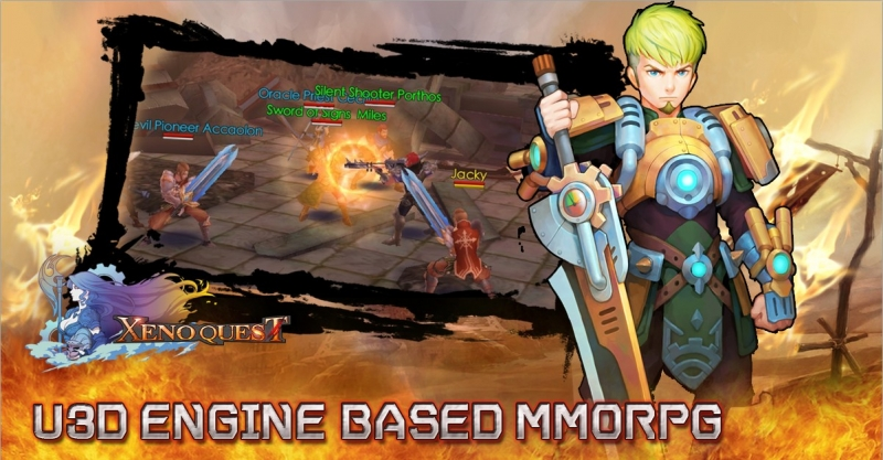 Fantasy Android & iOS MMORPG, Xeno Quest Available Now | Page 283 of