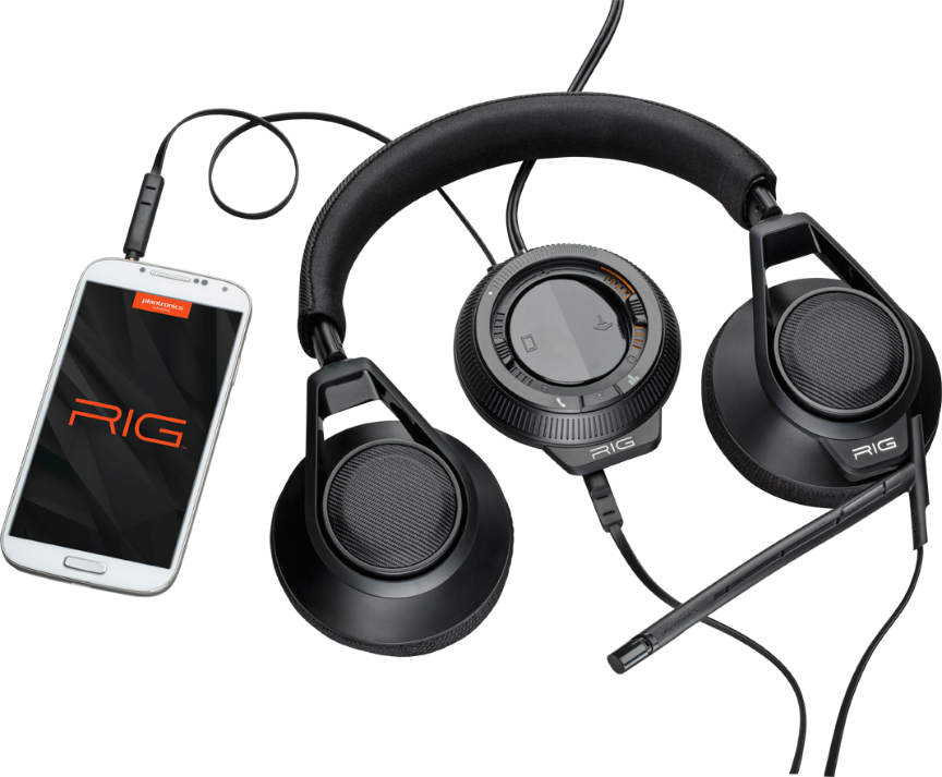 Plantronics RIG Gaming Audio System Review | Invision Game
