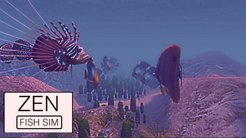 Rediscover your Zen with'Zen: Fish Sim' for PC and Linux  | Invision