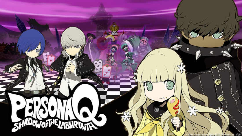 Persona Q Now Available plus DLC Schedule | Invision Game