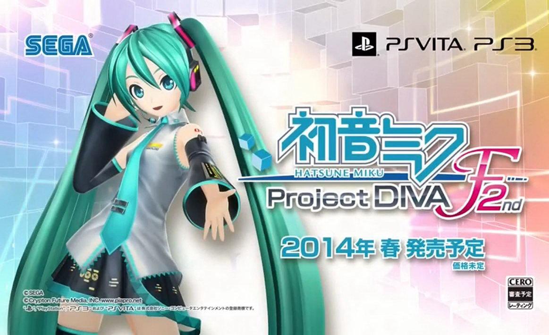 Hatsune miku project diva f 2nd review invision game - Hatsune miku project diva ...