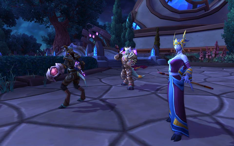 World Of Warcraft Warlords Of Draenor Review Invision Game Community