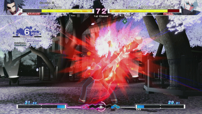 Under Night In-Birth Exe:Late Review | Invision Game Community
