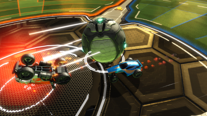 Alpha Console Rocket League | Pics | Download |