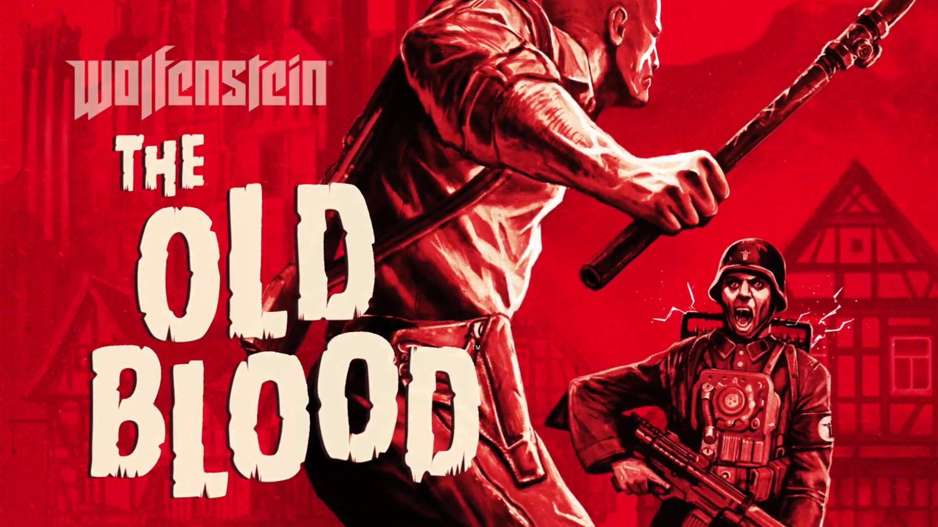 Wolfenstein The Old Blood Available Digitally Today Invision