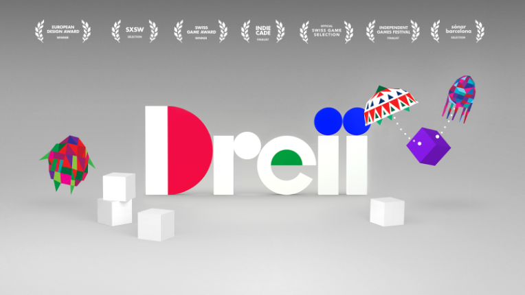 Dreii Available Now on Steam for PC, Mac, Linux, AppStore