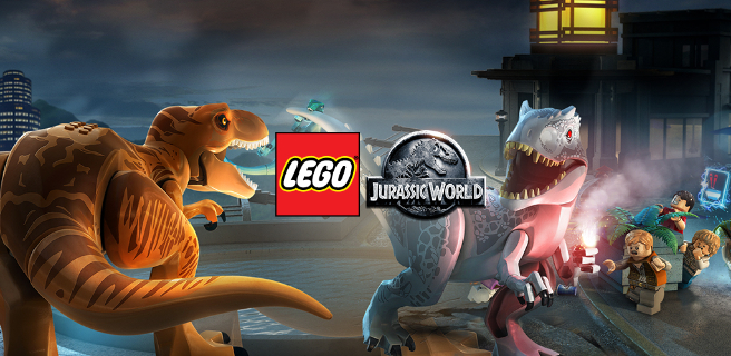LEGO Jurassic World available now on the App Store and Google Play ...