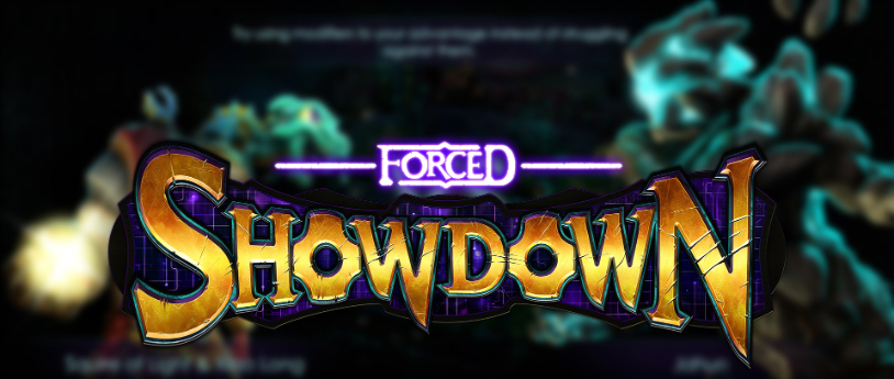 Forced Showdown Gameplay forced showdown review | invision game community