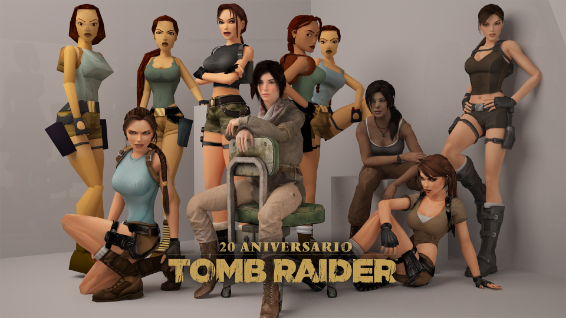 Celebrating 20 Years Of Tomb Raider At E3 2016 Invision