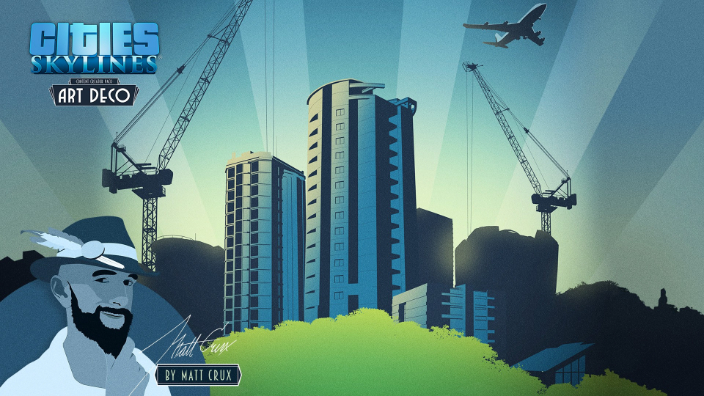 Cities Skylines Art Deco Content Creator Pack Review