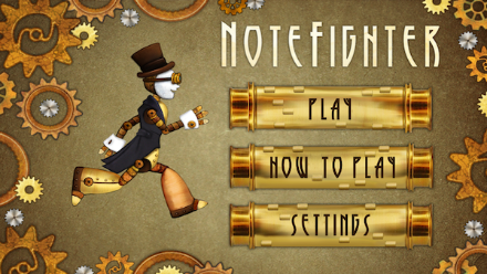 Note Fighter's Steampunk Music World Reborn Today on iOS and Android