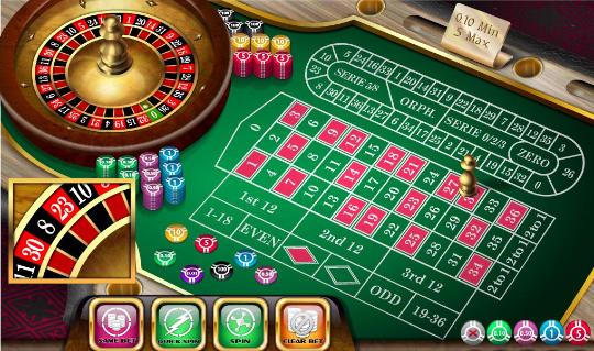 Spiele American Roulette (Capecod) - Video Slots Online