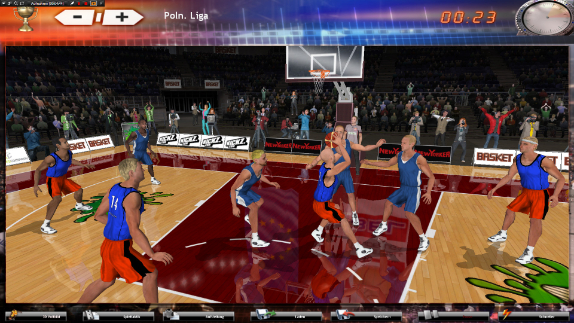 Team Sports Management Games Basketball Manager Is On