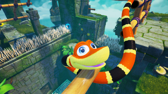 """Snake Pass Review """"…light and welcoming for any level of"""