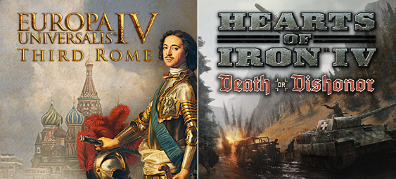 New DLC Available Today for Europa Universalis IV and Hearts