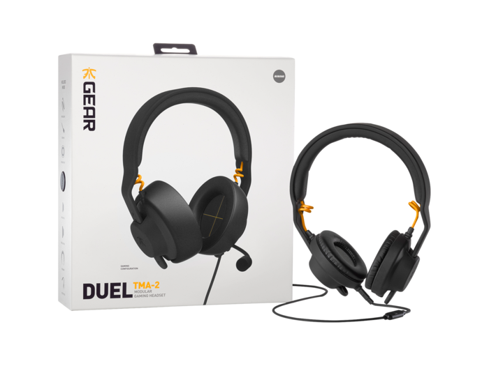 Fnatic Duel TMA 2 Modular Gaming Headset Review | Invision