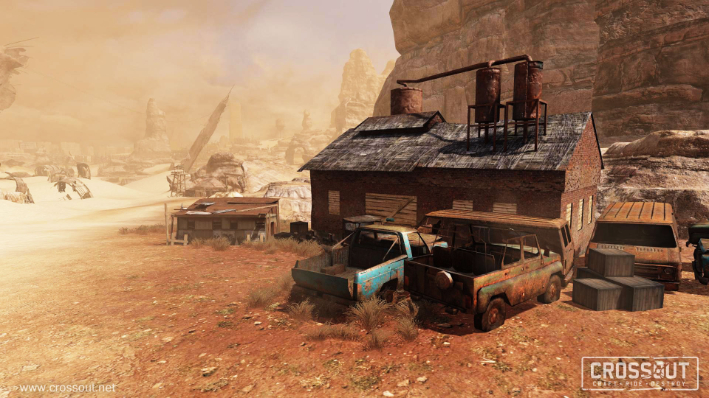 Crossout Review – How to build a war machine in 12 easy
