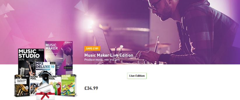 Magix Music Maker Live Review | Invision Game Community