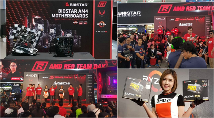 BIOSTAR Continues to Grow Across South East Asia with 2nd Gen RACING