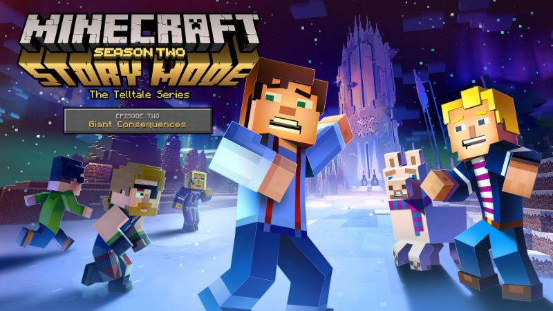 Telltale's 'Minecraft: Story Mode - Season Two' Continues