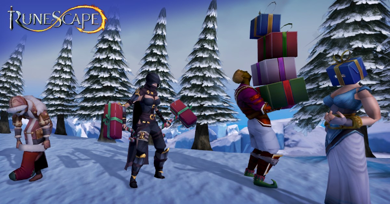 Festive Season Under Threat As Santa Goes Missing In New Runescape