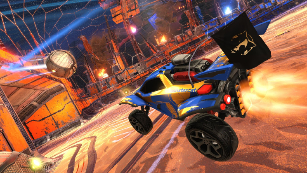 PSYONIX AND MONSTERCAT TO RELEASE NEW MUSIC IN ROCKET LEAGUE