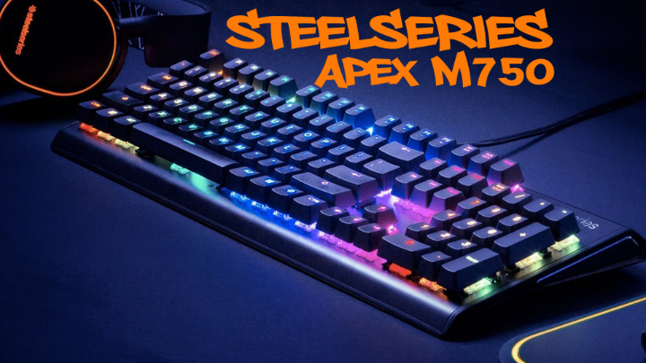 d17a1ae536f SteelSeries Apex M750 Gaming Keyboard Review | Invision Game Community