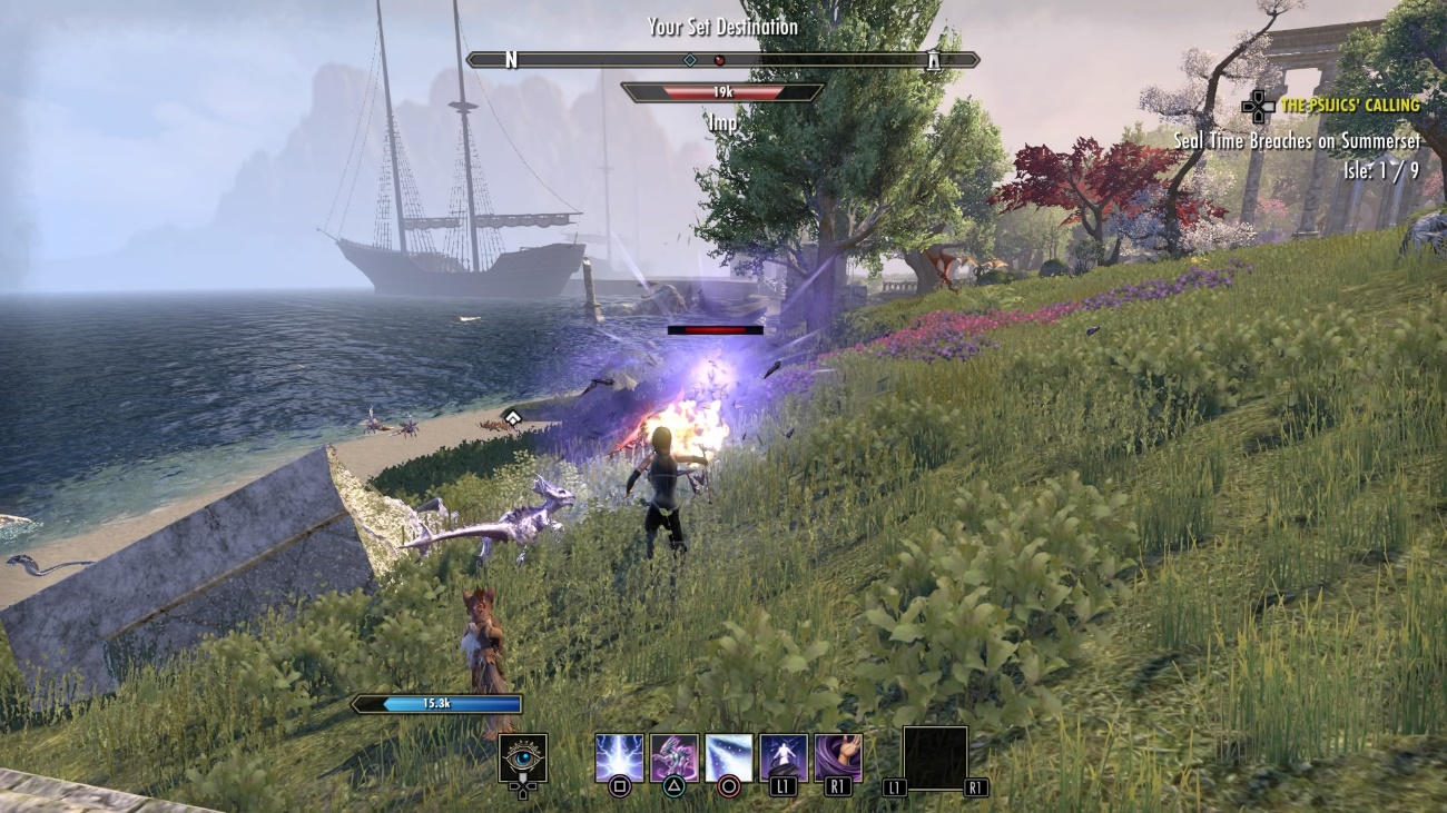 The Elder Scrolls Online: Summerset Review | Page 11 of 0 | Invision