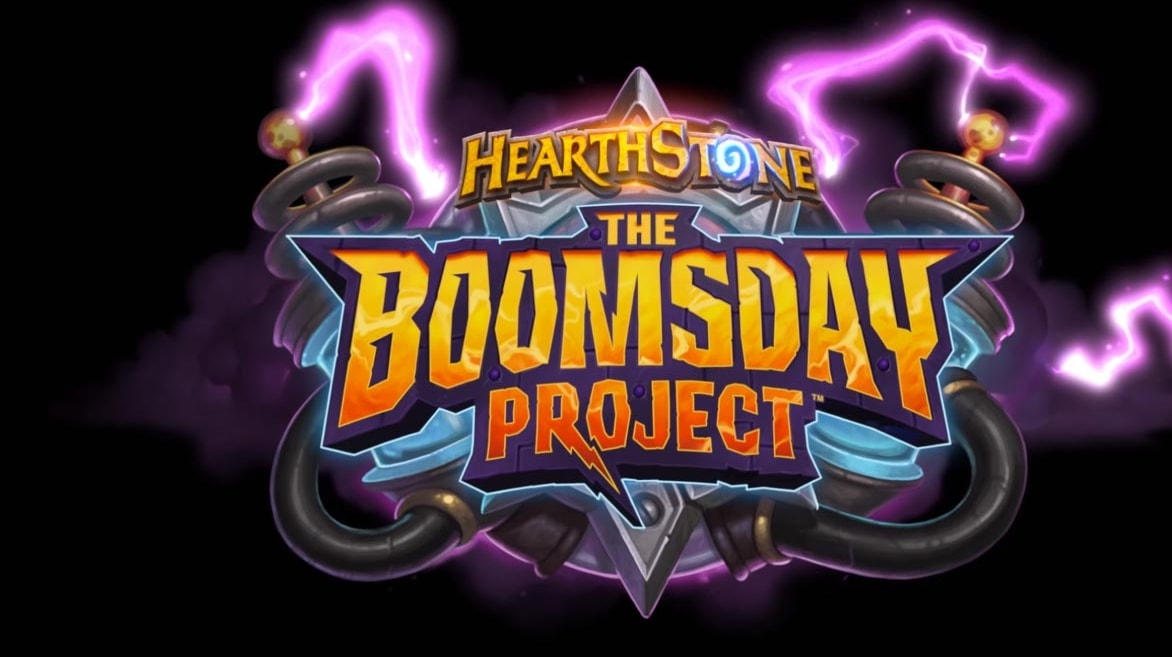 The Boomsday Project is the next expansion for Hearthstone