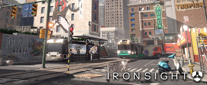 Ironsight offers new Front-Line Mode and is now playable in four