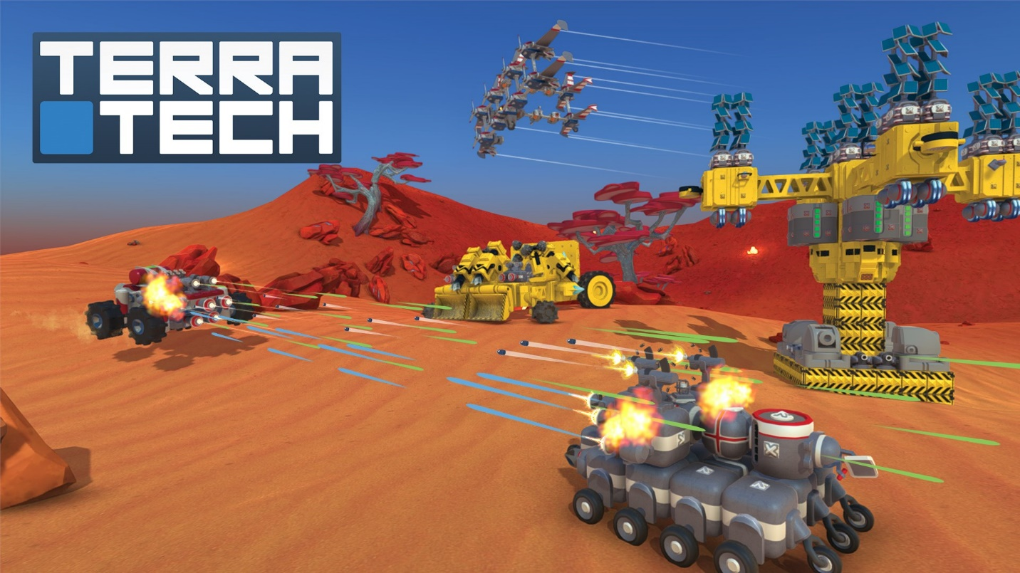 TerraTech coming to Nintendo on 29th May