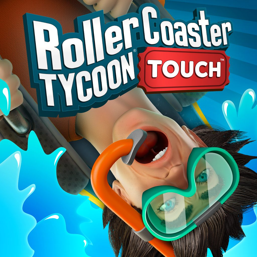 New Water Park Expansion for Atari's RollerCoaster Tycoon Touch