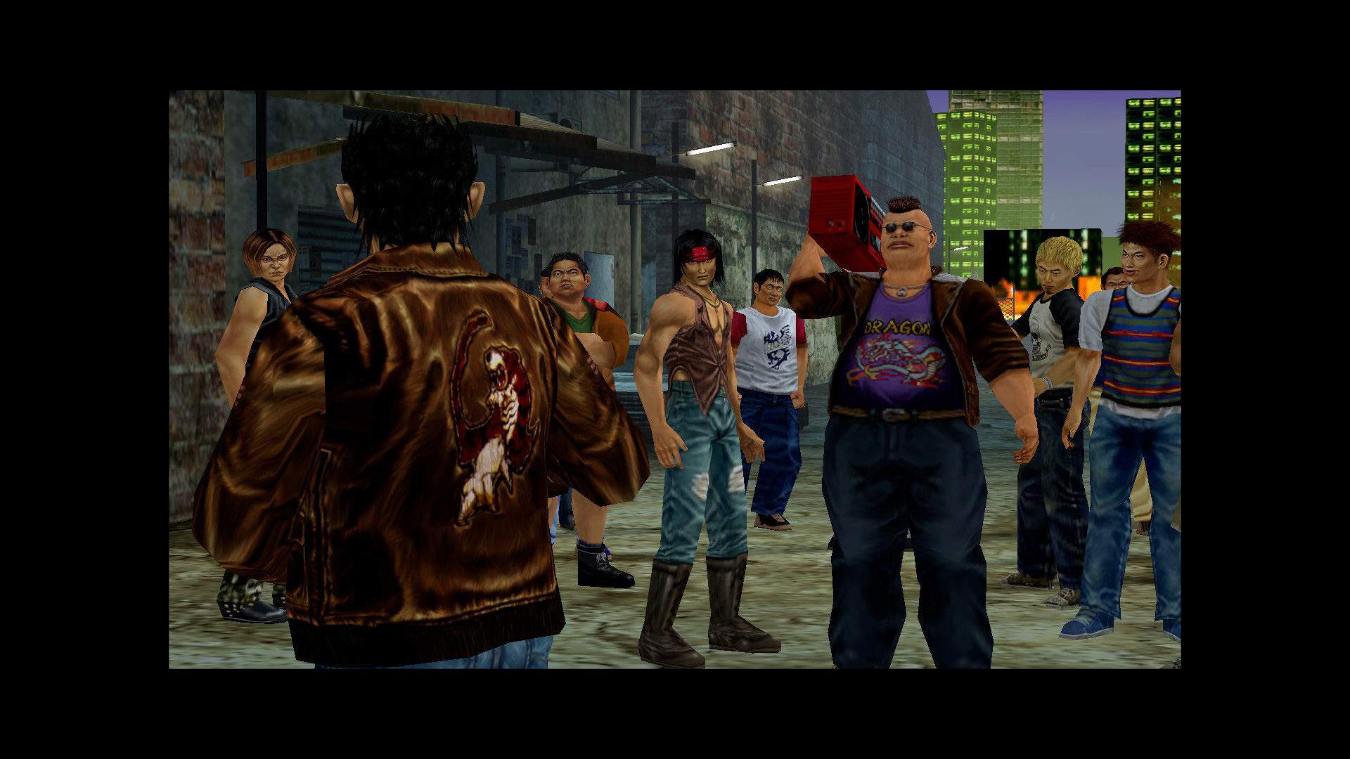 Shenmue I & II Review | Invision Game Community