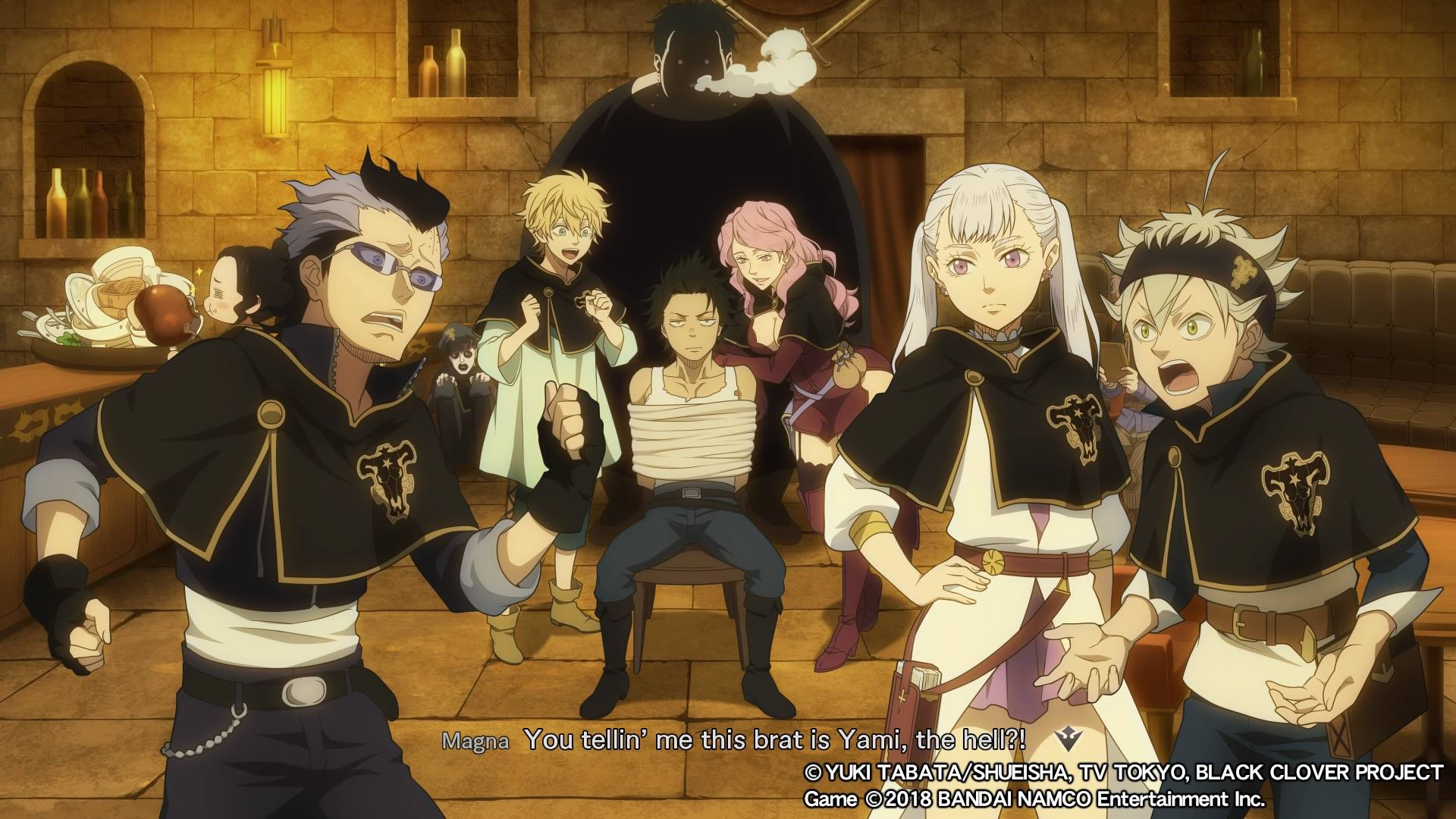 Black Clover Quartet Knights Review   Invision Game Community