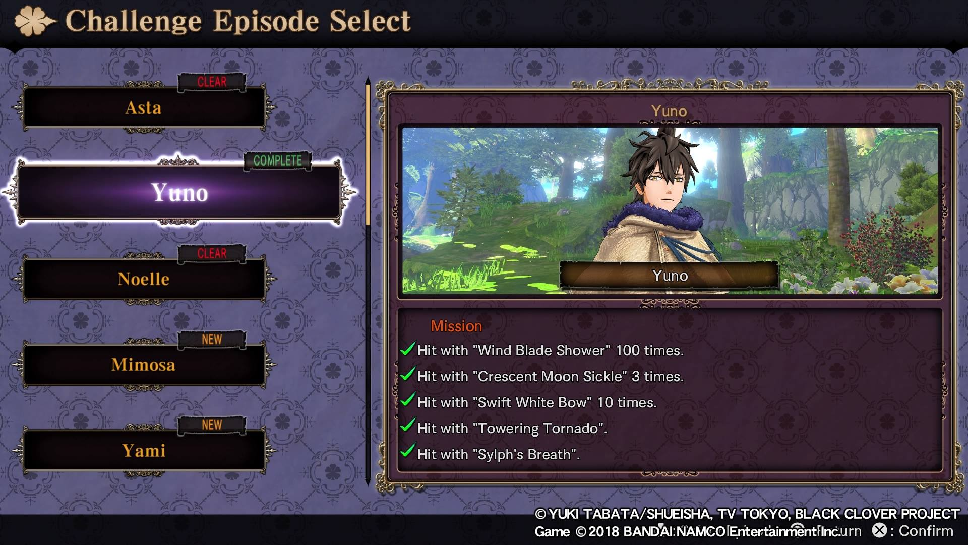 Black Clover Quartet Knights Review | Invision Game Community