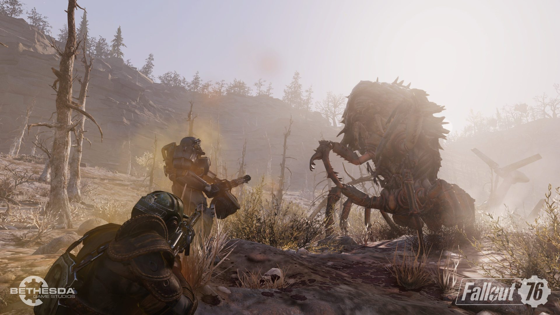 Fallout 76 Beta - Impressions by Aidan Bates | Invision Game