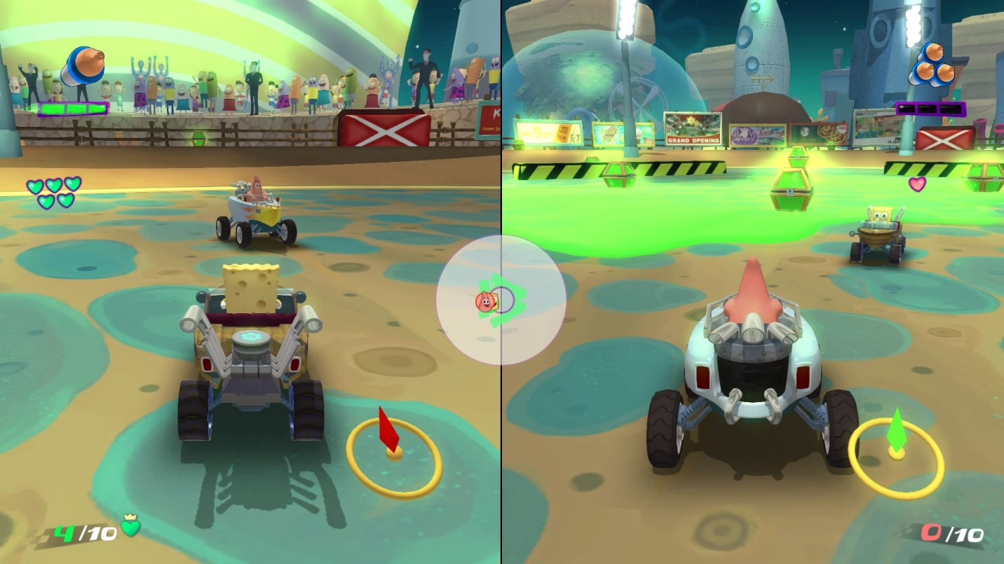 Nickelodeon Kart Racers Review   Invision Game Community