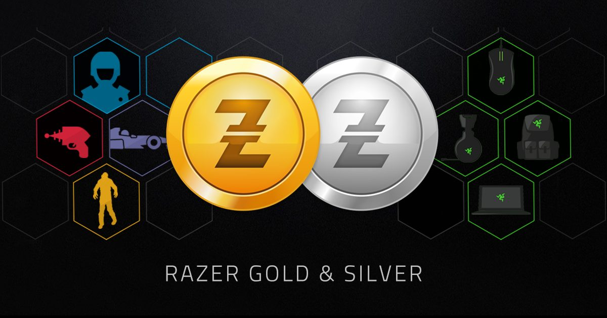 New Razer Gold and Razer Silver launch with more ways to be