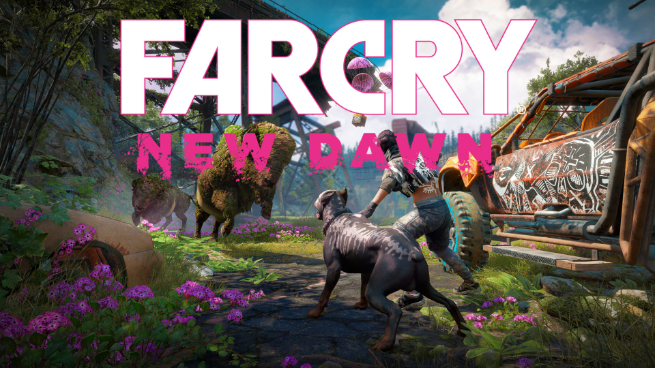 Download Wallpaper New Dawn Ubiclub: Ubisoft Announce Far Cry New Dawn For Xbox One, PS4 And PC