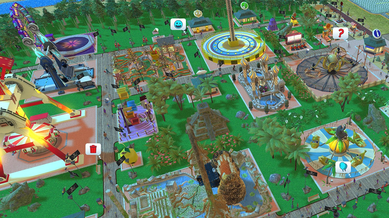 RollerCoaster Tycoon Adventures Review | Invision Game Community