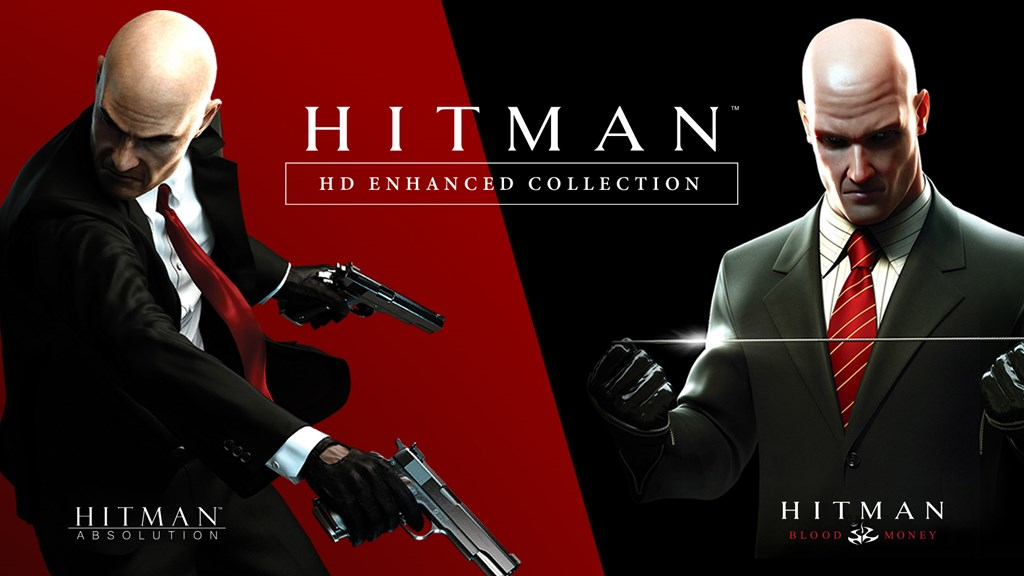 Hitman HD Enhanced Collection Now Available on PS4 and Xbox One