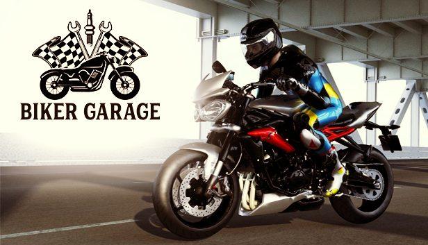 Motorcycle Mechanic Simulator Biker Garage Coming 2019 To Pc