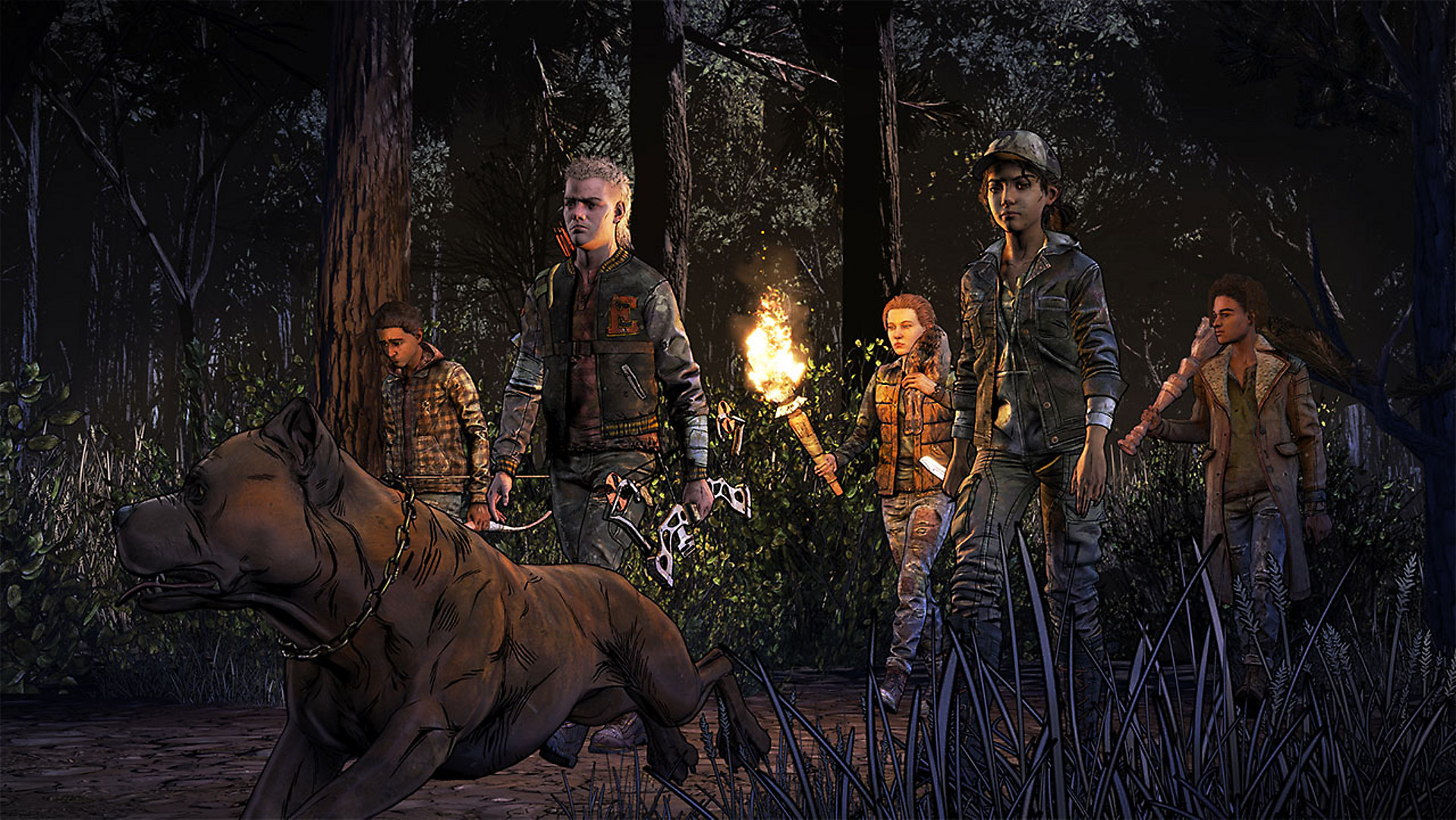 The Walking Dead - The Final Season - Episode 3 'Broken Toys