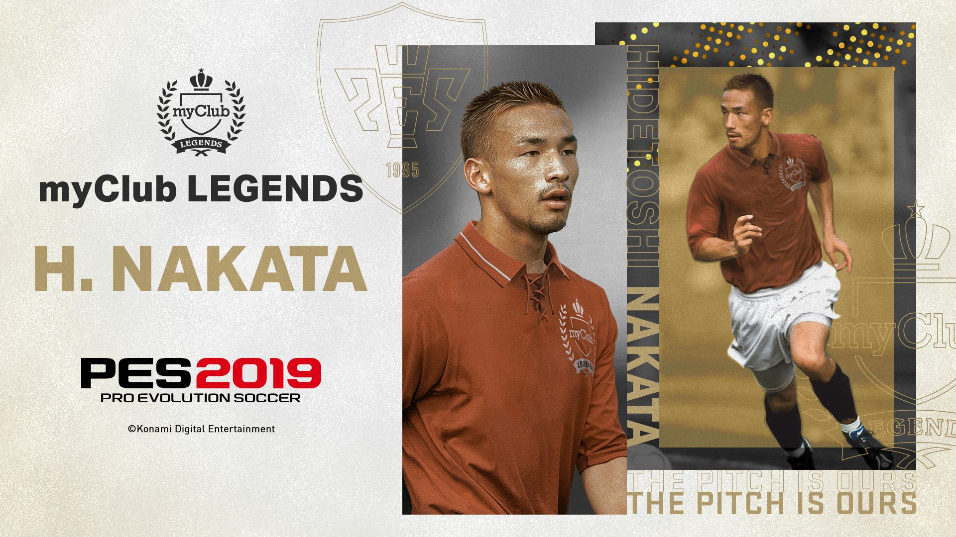 New exclusive Legends Come to PES 2019   Invision Game Community