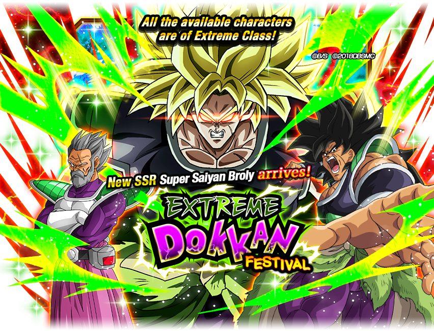 Dragon Ball Super: Brolly collaboration Event comes to