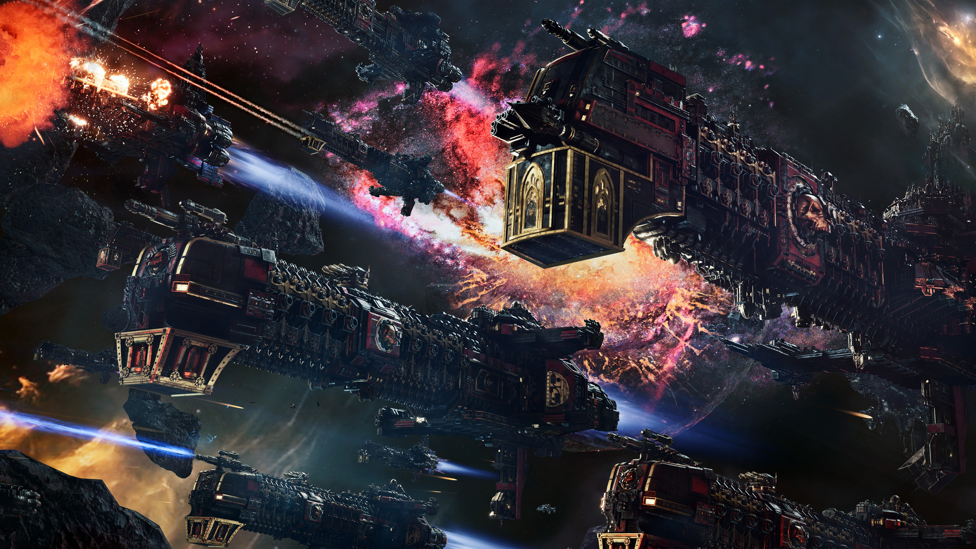 Battlefleet Gothic: Armada II Review | Invision Game Community