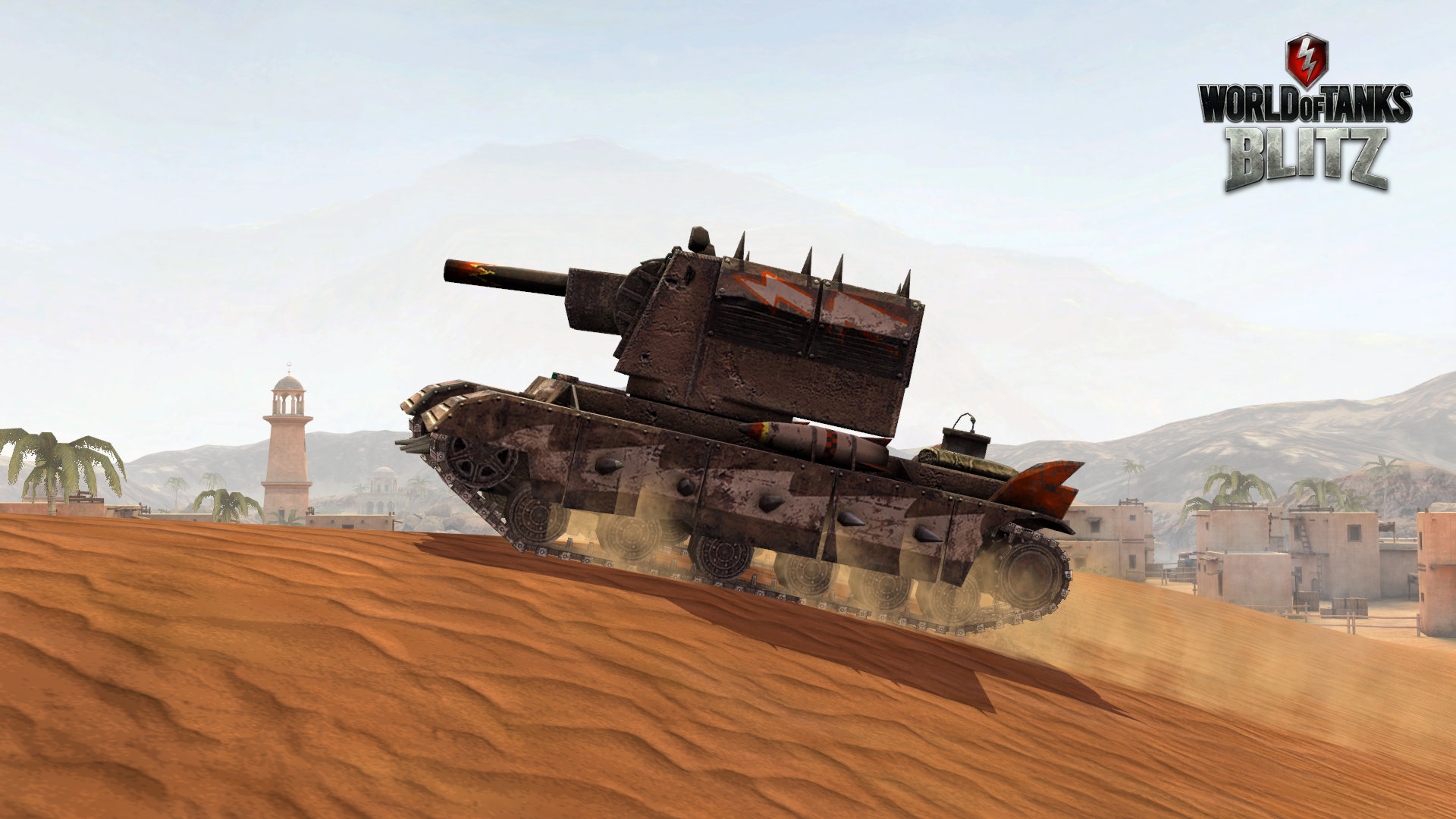 The World of Tanks Blitz and Tank Girl Universes Collide | Invision