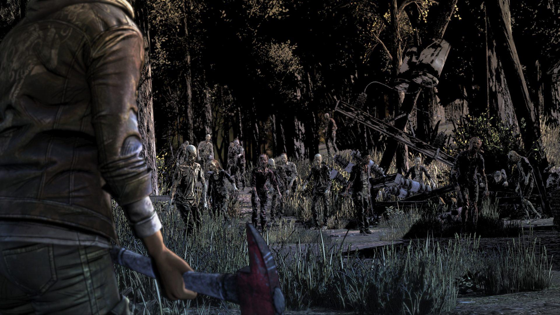 The Walking Dead: The Final Season Epsiode 4 - Take Us Back